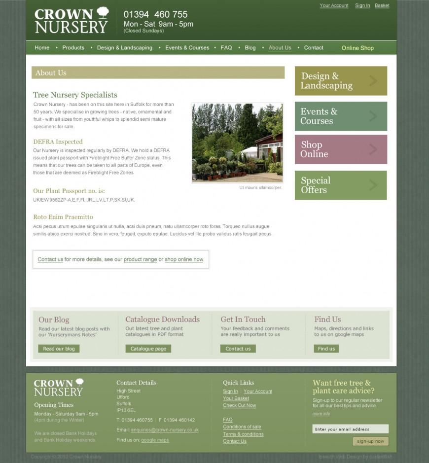 Crown Nursery