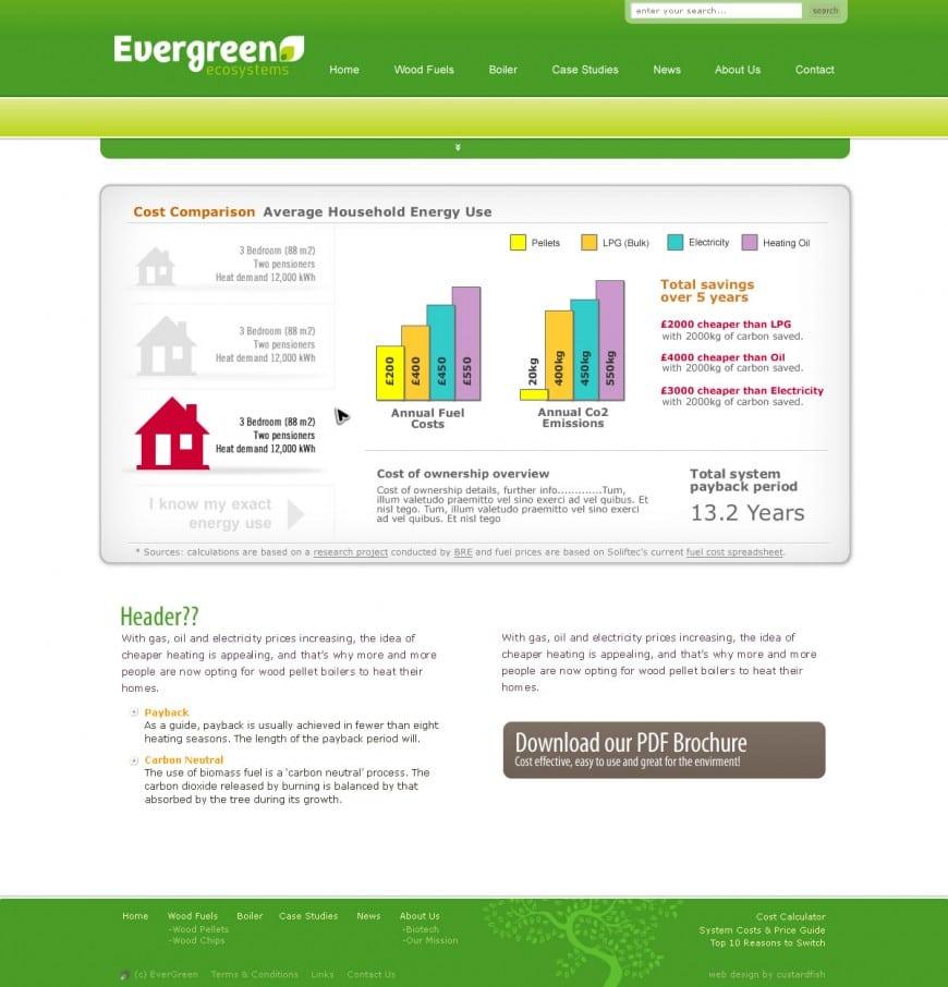 Evergreen EcoSystems