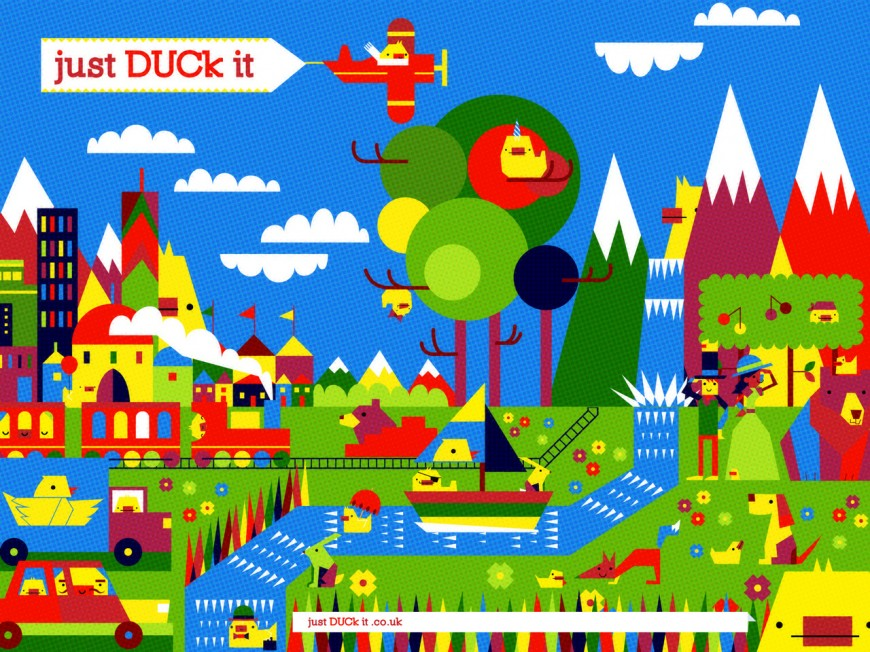 Just Duck It