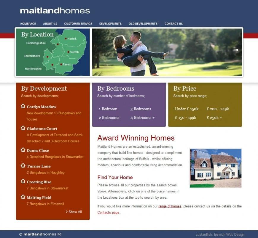 Maitland Homes